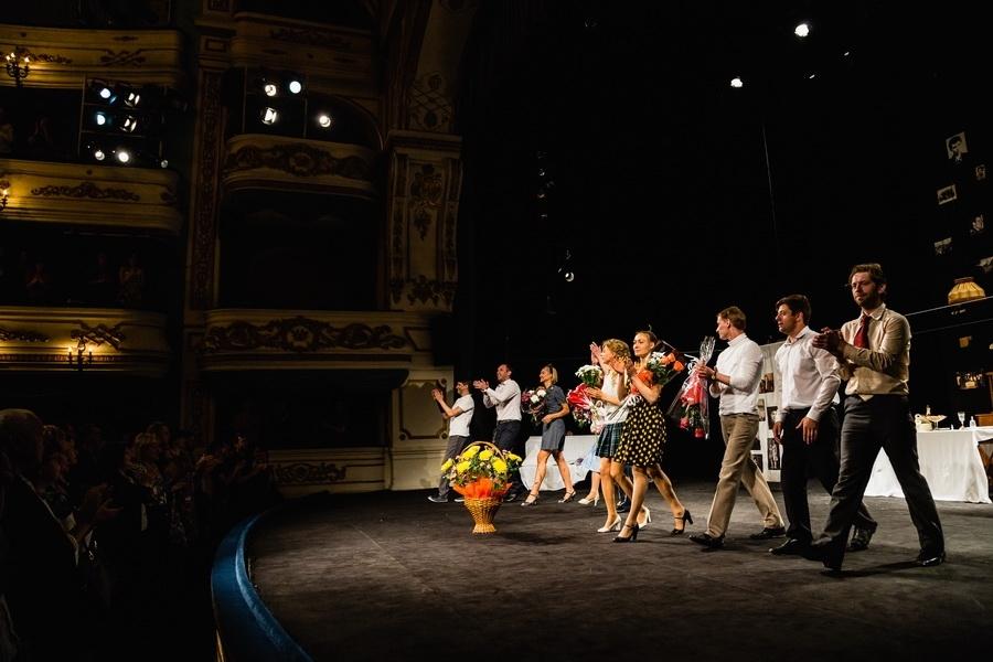 Театр «Мастерская» на гастролях в Иркутске. Фото из архива театра